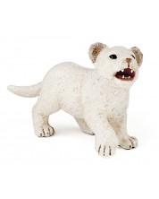 Фигурка Papo Wild Animal Kingdom – Малко бяло лъвче