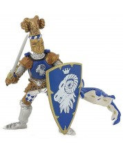 Фигурка Papo The Medieval Era – Рицар на Синия овен