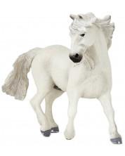 Фигурка Papo Horses, foals and ponies – Кон, порода камарг -1