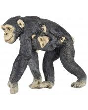 Фигурка Papo Wild Animal Kingdom – Семейство шимпанзета