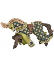 Фигурка Papo The Medieval Era – Конят на рицаря на Дракона