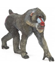 Фигурка Papo Wild Animal Kingdom – Мандрил
