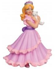 Фигурка Papo The Enchanted World – Принцеса Клои, с розова рокля