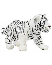 Фигурка Papo Wild Animal Kingdom – Малко бяло тигърче