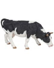 Фигурка Papo Farmyard Friends – Черно-бяла пасяща крава