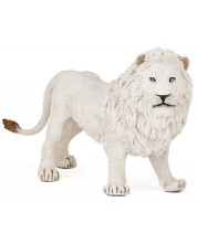 Фигурка Papo Wild Animal Kingdom – Бял лъв -1
