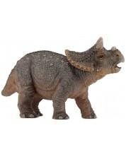 Фигурка Papo Dinosaurs – Бебе трицератопс -1