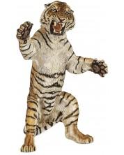 Фигурка Papo Wild Animal Kingdom – Изправен тигър