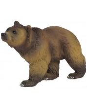 Фигурка Papo Wild Animal Kingdom – Кафява мечка -1