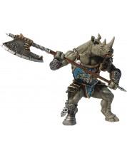 Фигурка Papo Fantasy World – Воинът Носорог