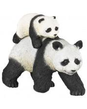 Фигурка Papo Wild Animal Kingdom – Панда с малкото си