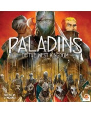 Настолна игра Paladins of the West Kingdom -1
