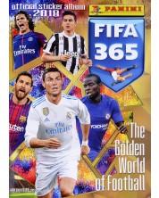 Panini FIFA 365 2018 - Албум за стикери