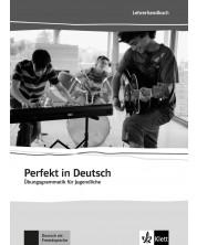 Perfekt in Deutsch LHB -1
