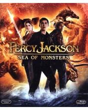 Пърси Джаксън: Море от чудовища (Blu-Ray)
