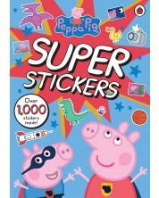 Peppa Pig: Super Stickers