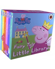 Peppa Pig Fairy Tale Little Library