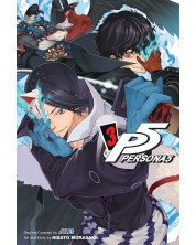 Persona 5, Vol. 3 -1