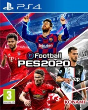 eFootball Pro Evolution Soccer 2020 (PS4) -1