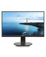 "Philips 272B7QPJEB, 27"" Wide IPS W-LED, 5 ms, 20M:1 DCR, 350 cd/m2, 2560 x 1440 Quad HD, DP, HDMI, Black -1"