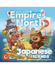 Разширение за настолна игра Imperial Settlers: Empires of the North – Japanese Islands