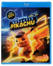Покемон: Детектив Пикачу (Blu-Ray)