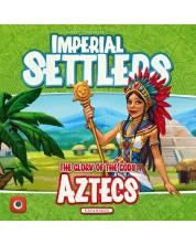 Разширение за игра с карти Imperial Settlers - Aztecs -1