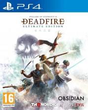 Pillars Of Eternity II: Deadfire — Ultimate Edition (PS4)