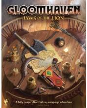Настолна игра Gloomhaven: Jaws of the Lion - кооперативна -1