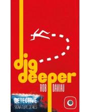 Разширение за настолна игра Detective - Dig Deeper -1