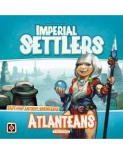 Разширение за игра с карти Imperial Settlers - Atlanteans -1