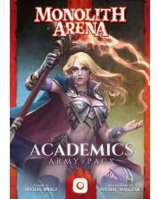 Разширение за настолна игра Monolith Arena - Academics -1