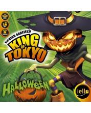Разширение за настолна игра King of Tokyo - Halloween -1