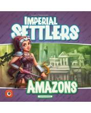 Разширение за игра с карти Imperial Settlers - Amazons -1