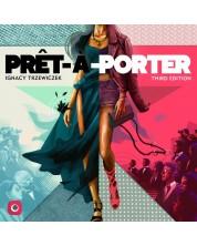 Настолна игра Pret-a-Porter - стратегическа -1