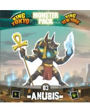 Разширение за настолна игра King of Tokyo/New York - Monster Pack: Anubis -1