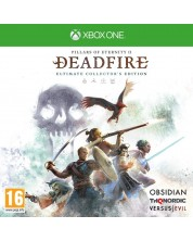 Pillars Of Eternity II: Deadfire - Ultimate Collector's Edition (Xbox One)