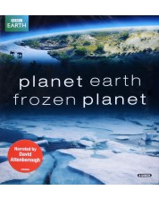 Planet Earth - Frozen Planet Blu-ray Double Pack (Blu-Ray)