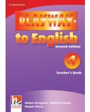 Playway to English Level 4 Teacher's Book -1