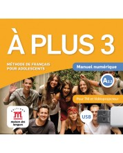À plus 3 · Cle USB Multimediaction -1