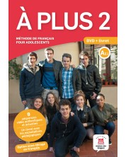 À plus 2 · Nivel A2.1 Pack DVD -1