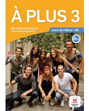 À plus 3 · Nivel A2.2 Libro del alumno + CD -1