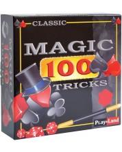 Детска игра PlayLand - 100 магичекси трика