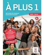 À plus 1 · Nivel A1 Pack DVD -1