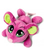 Плюшена играчка Nici - Мишка, лежаща, 25 cm