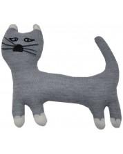 Детска плетена играчка EKO - Котка -1