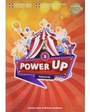 Power Up Level 3 Flashcards (Pack of 179)