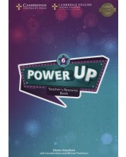 Power Up Level 6 Teacher's Resource Book with Online Audio -1