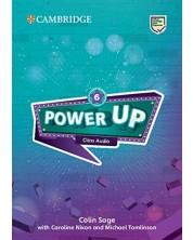 Power Up Level 6 Class Audio CDs (5) -1