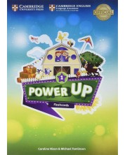 Power Up Level 1 Flashcards (Pack of 179) -1